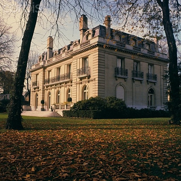 The Duke and Duchess of Windsor's Private Mansion, Bois de Boulogne, Paris XVI