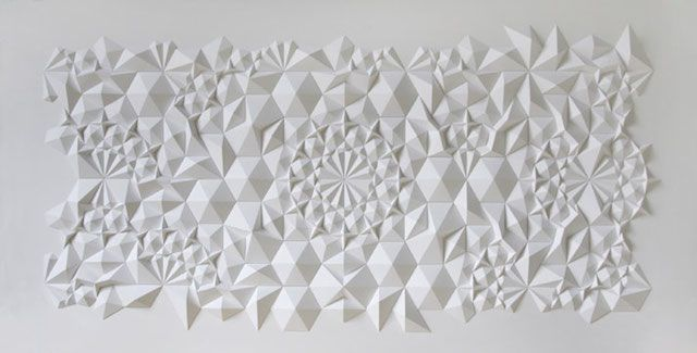 Stunning Paper Art by Matt Shlian-11