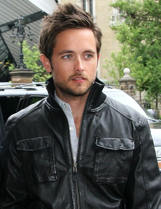 Justin Chatwin.......Shameless