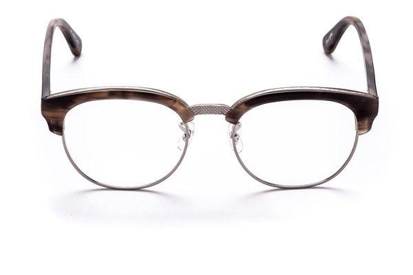 Grey Tortoiseshell WOODY Optical Glasses - SUNDAY SOMEWHERE