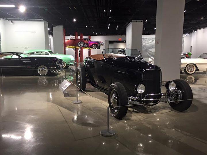 Peterson Automotive Museum - 04   What a night! #TimAllen, #SharonStone, #LisaKudrow, #RichardRawlings, #DUB, #Brembo, #PetersenMuseum, #TheDrive, #TheDrivewithAlanTaylor, #GalpinAutoSport, #BarrettJackson, #GasMonkeyGarage, #FastNLoud, #ClassicCars, #Motorland   ~ Alan Taylor via Facebook ift.tt/1jH2hOg