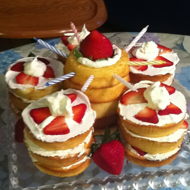 443 Best Strawberry Shortcake Birthday Party Images On