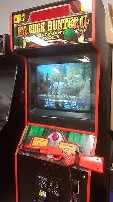 Big Buck Hunter II: Sportsmans Paradise ~ FREE SHIPPING