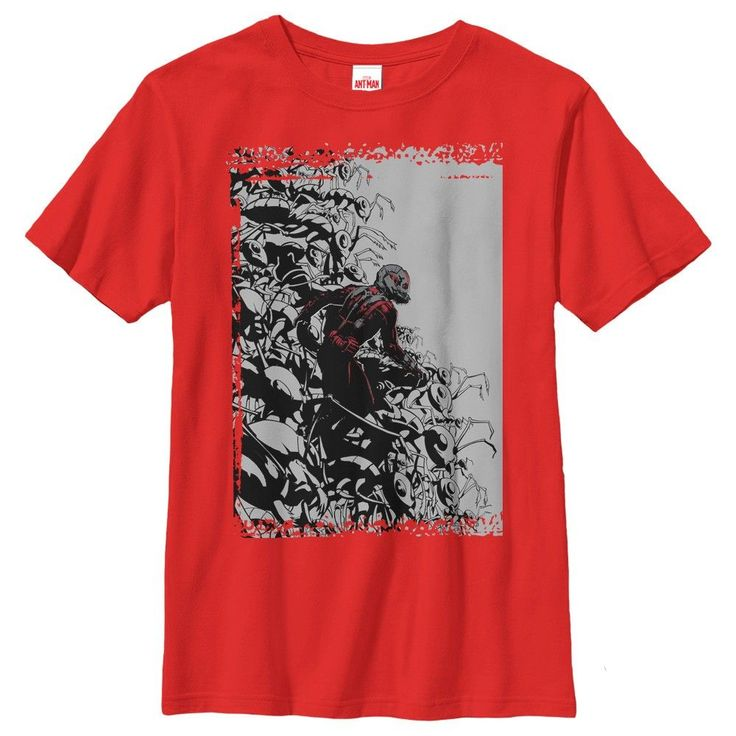 Ant-Man Army of Ants Youth T-Shirt