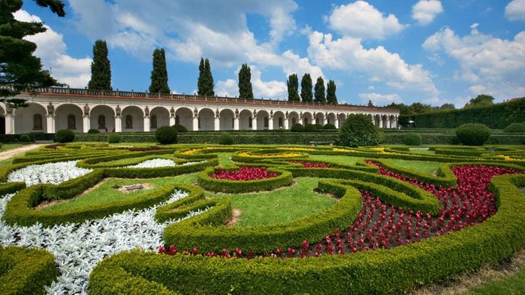 Czech Republic - Kroměříž Gardens