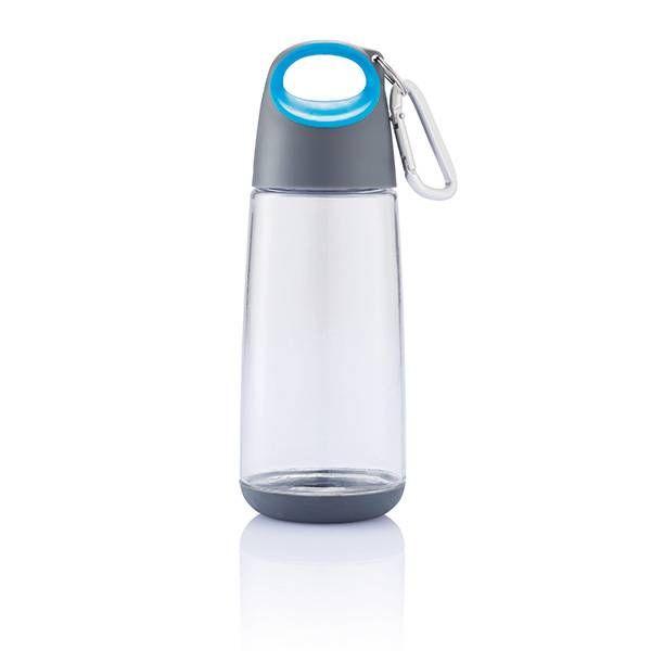 Bopp Cool Mini fles met karabijnhaak - Bidon bedrukken | DéBlé Relatiegeschenken
