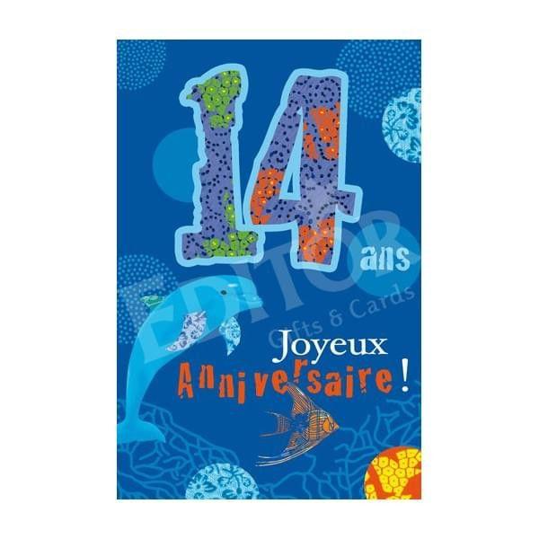 Carte d/'anniversaire Jigsaw Girl