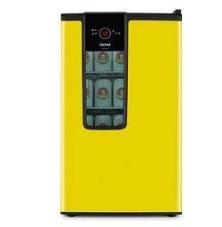 Cervejeira 82 litros Consul Mais modelo CZD12AY amarela http://hcompras.com/refrigerador-tipo-cervejeira-82-litros-consul-mais-modelo-czd12ay-amarela/