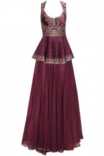 http://www.perniaspopupshop.com/designers/j-j-valaya/jj-valaya-maroon-embroidered-peplum-lehenga-set-jjvc5m121438.html