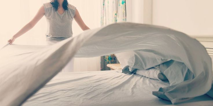 1000 Ideas About Make A Bed On Pinterest Making A Bed