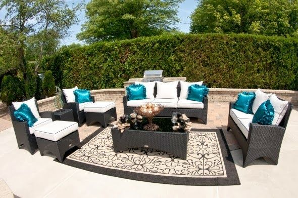 Choose The Contemporary Outdoor Furniture In Proper Way