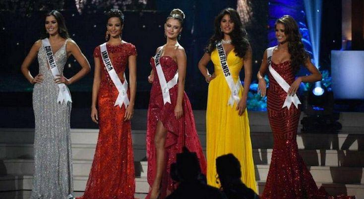 Paulina Vega coronada con Miss Universo 2015 #MissUniverso2014 #MissUniverso2015 #MissUniverse #PaulinaVega #MissEspaña #belleza #beauty #mujer
