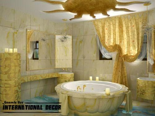 False Ceiling Designs For Bathroom  Ceiling Designs  Pinterest Alluring Ceiling Designs For Bathroom Inspiration