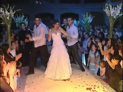 ХУПА. Еврейская свадьба. Jewish wedding - YouTube