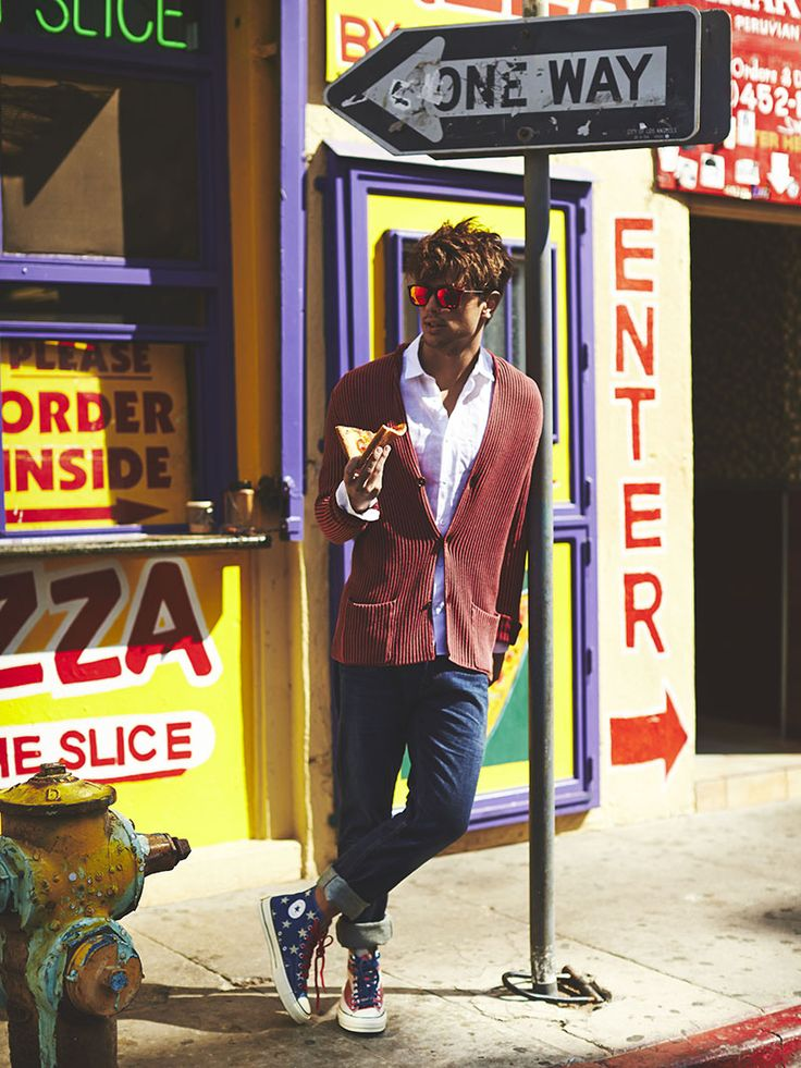Californian Boy - Editorial by Oliver Grand http://www.olivergrand.com   #style #mensfashion #suit #California