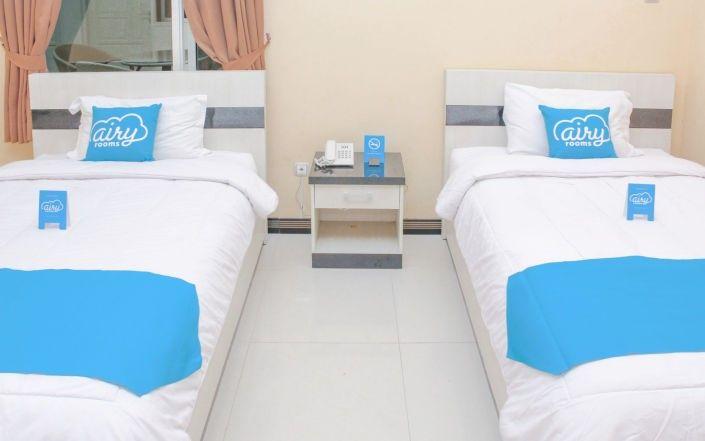 Airy Rooms Hadirkan Hotel Syariah di Indonesia untuk Wisatawan Muslim  ADVERTORIAL  Berlibur banyak bersama keluarga memang hal yang harus diperhatikan. Mulai dari destinasi jarak tempuh sampai akomodasi di kota tujuan. Liburan akhir tahun akan datang sebentar lagi dan alangkah baiknya Anda sudah memulai persiapan untuk berlibur bersama buah hati keluarga maupun kerabat. Dengan banyaknya anggota keluarga yang harus diurusi Anda tentu memerlukan pilihan-pilihan yang tepat cepat dan nyaman…