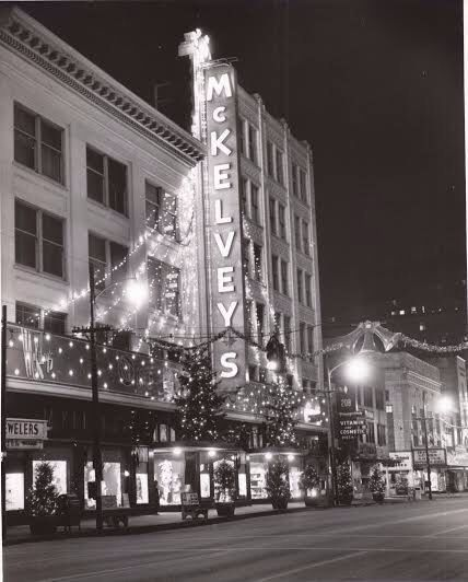 Youngstown, Ohio My Grandmother Thelma worked here