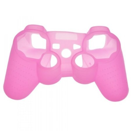 EarlyBirdSavings Brand New Silicone Skin Case Combo for Sony Playstation PS3 Controller Pink $0.49  Amazing Discounts Your #1 Source for Video Games, Consoles & Accessories! Multicitygames.com Click On Pins For More Info