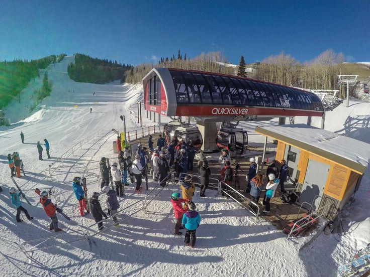 Park City opens as America's biggest ski resort
