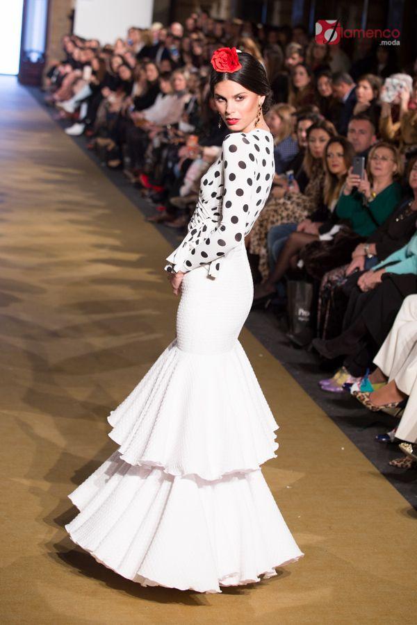 "JOSÉ HIDALGO ""Sanlúcar"" – We Love Flamenco 2017 | Moda Flamenca - Flamenco.moda"