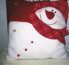 Resultado de imagen para cojines rojo y blanco navidad