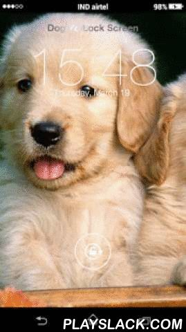 Dogs Yo Locker HD  Android App - playslack.com ,  Dogs Yo Locker HD, You can use it as My Name Screen Lock. It means you can write your own name over the lock screen