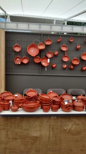 Gredas, artesania de Chile