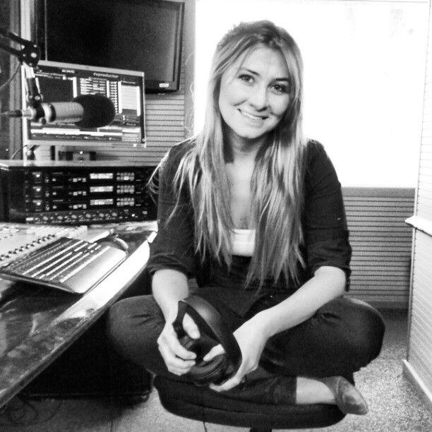 Paulina Laponte en #OnTheRadio