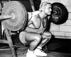 The 20 Rep Squat Routine, or 'Squats & Milk', is a tried & tested old-school method for building muscle mass by performing 'Breathing Squats'.