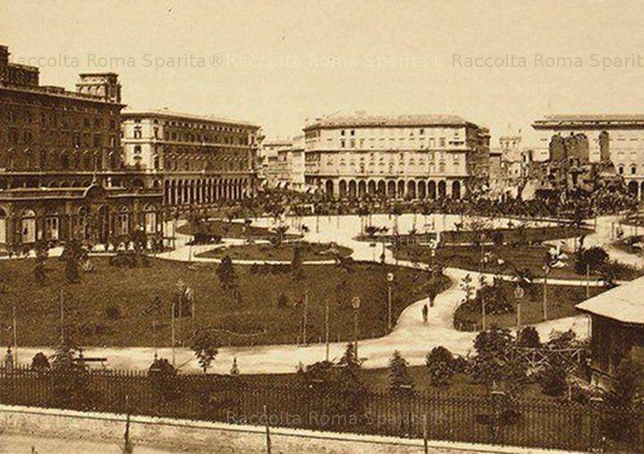 Roma Sparita - Piazza Vittorio