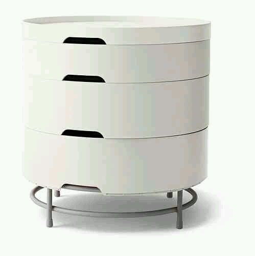 IKEA PS 2014 Storage table, white,