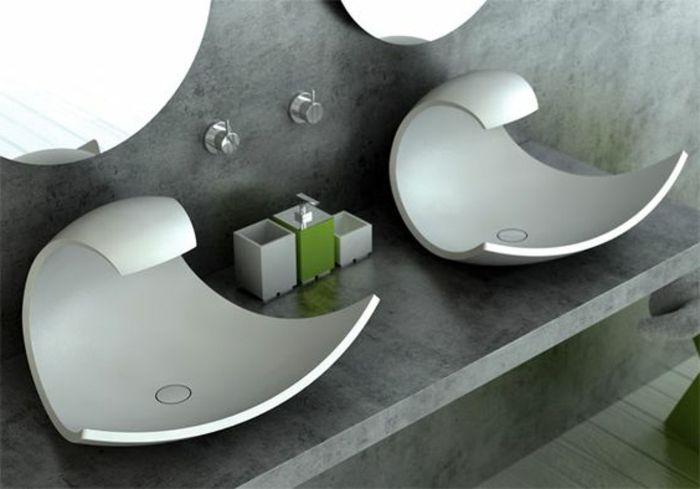 die besten 25 badezimmer ohne fliesen ideen auf pinterest asiatische badezimmer asiatische. Black Bedroom Furniture Sets. Home Design Ideas