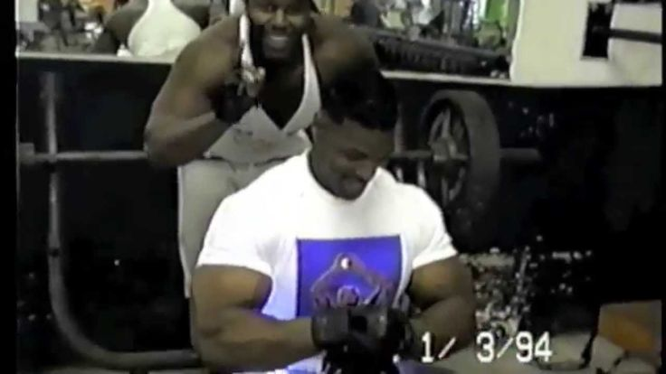 The Coleman Chronicles- Vintage Unseen Ronnie Coleman Powerlifting