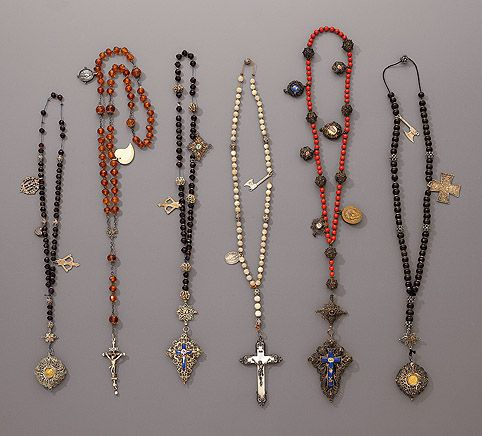 113 Best Images About Antique Rosaries Rosary Beads On