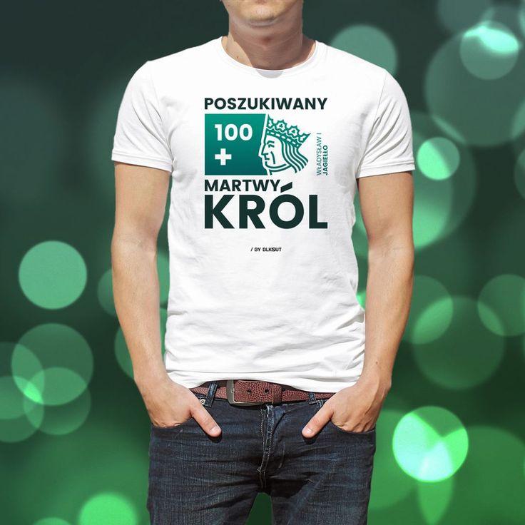 Dla wszystkich poszukiwaczy martwych króli - nowa seria królewskich koszulek już wkrótce w sprzedaży (55PLN za sztukę / link w BIO). Chcecie więcej? Lajkujcie ;) Komentujcie!  .  .  .  #clothes #streetwear #tshirt #fashion #koszulki #koszulkowo #funny #humor #szafa #krol #krolowie #king #kings #polska #pieniadze #banknoty #pln #kasa #flota #money #poczet #wladcy #mieszko #chrobry #jagiello #sobieski #dycha #stowka #drobne