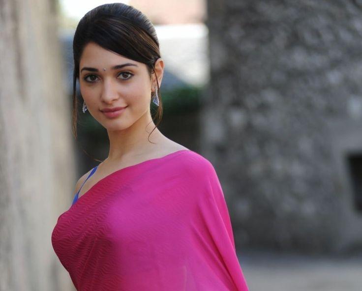 tamanna-bhatia-wallpaper-hd | saree | Pinterest | Navel, Saree and ...