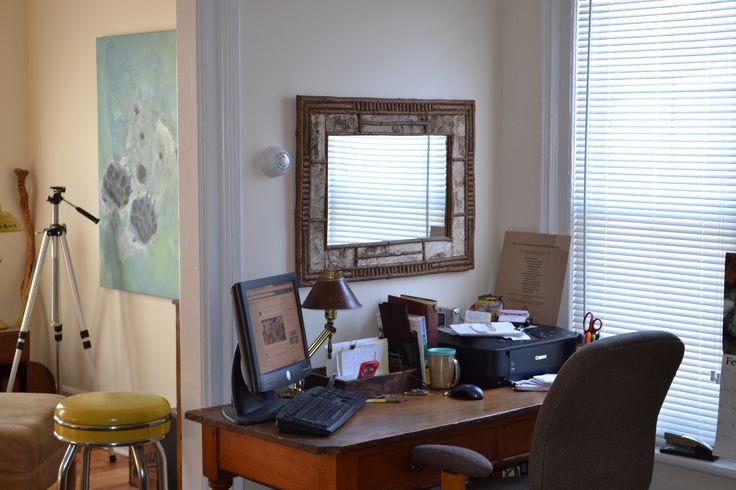 New studio, MichaelPalmerArtist.com