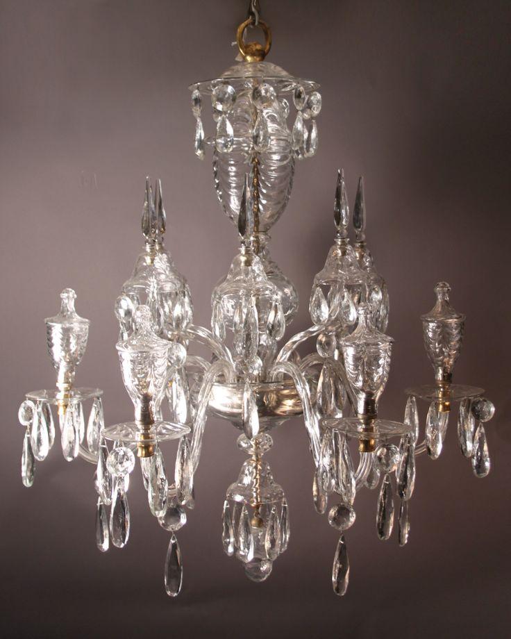 Antique Chandeliers | unique antique crystal chandelier antique collection  product code sku . - 141 Best Crystal & Vintage Chandelier... Images On Pinterest