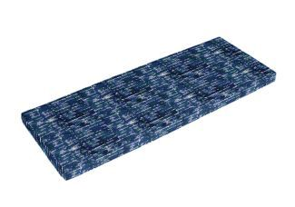 "Custom Bench Pad - Economical | Using fabric ""COLISEUMVIS"""