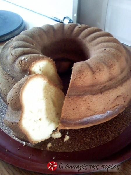 Κέικ βουτύρου #sintagespareas
