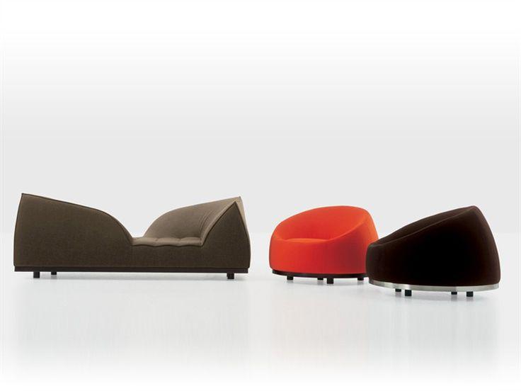 Modular Sofa VERTIGO By Nube Italia | Design Philippe Nigro