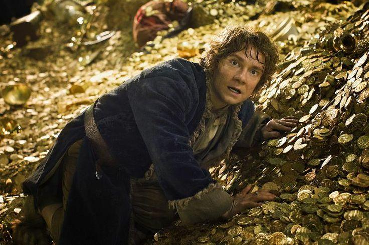 """""""Der Hobbit – Smaugs Einöde"""": Visuell furioser Adrenalinrausch - Der zweite Teil der """"Herr der Ringe""""-Vorgeschichte kann die vorhersehbare Story aber nur zum Teil mit extremem Tempo kaschieren. Zur Filmkritik: http://www.nachrichten.at/freizeit/kino/filmrezensionen/Der-Hobbit-Smaugs-Einoede-Visuell-furioser-Adrenalinrausch;art12975,1261512 (Bild: Warner)"""