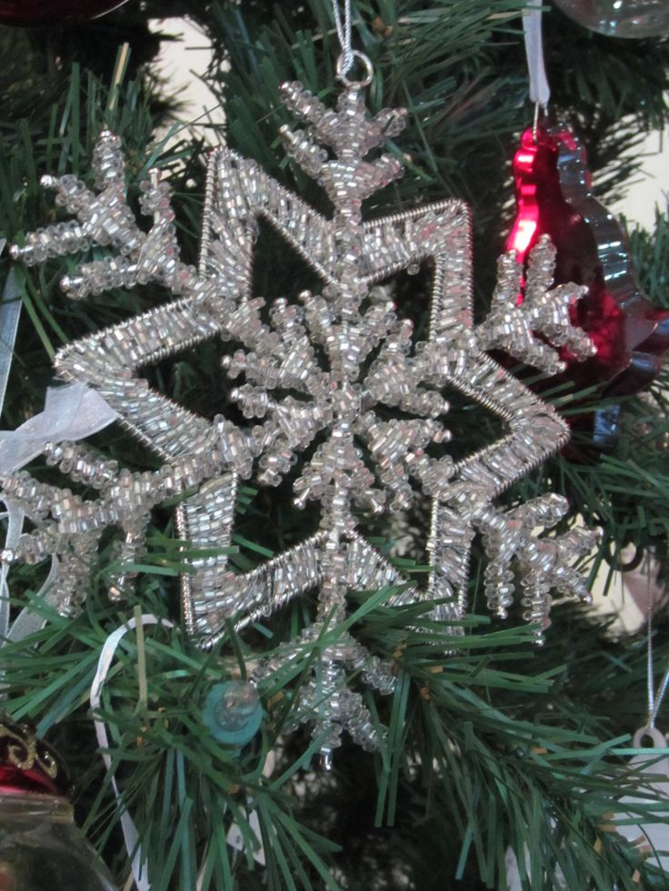 Snowflakes #christmas