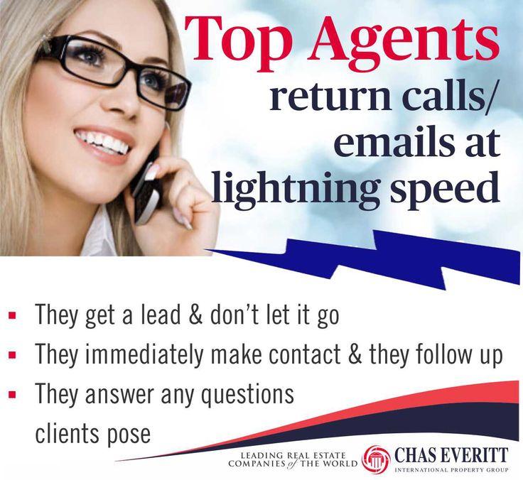Lightning speed call backs