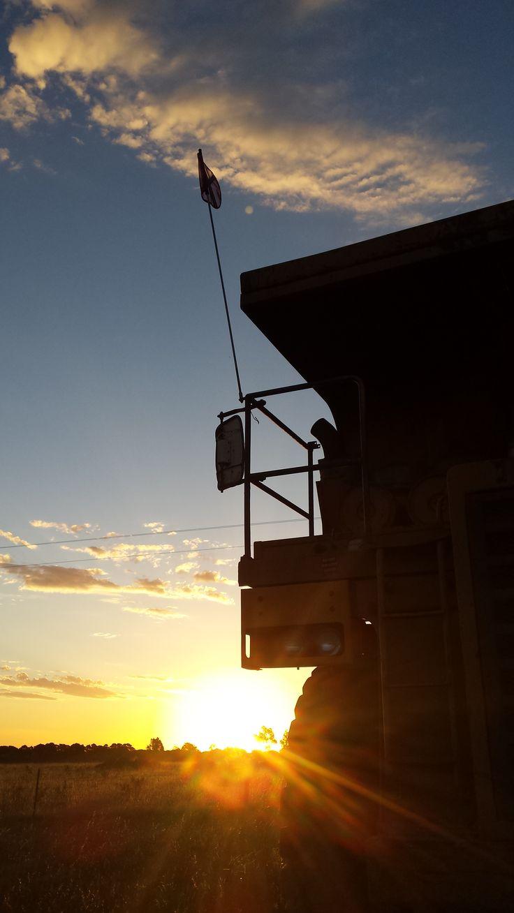 Tonka Sunset