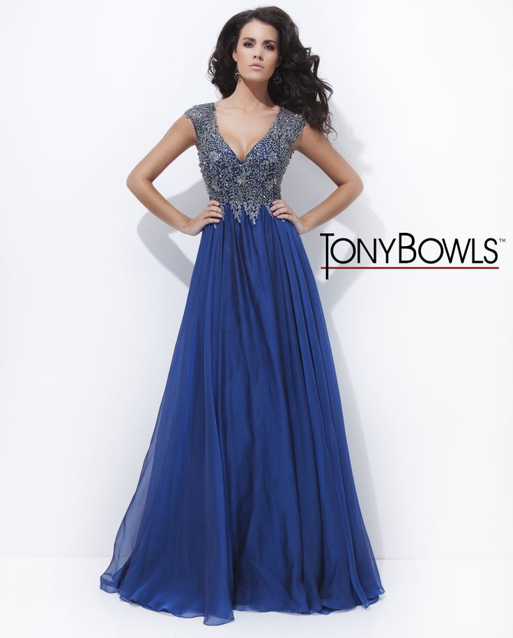 Tony Bowls Collection»Style No. 114C07 » Prom Gowns 2014