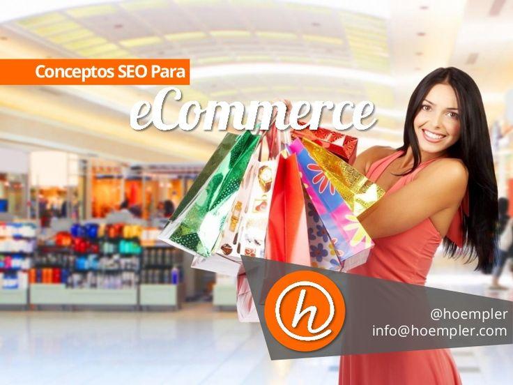 #SEO para Sitios de eCommerce