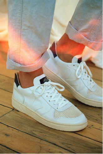 Belle paire de baskets Veja #sneakers #baskets #veja #homme #mode #shoes #men #fashion