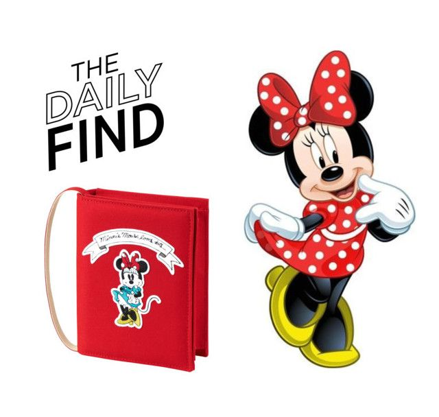 """""""The Daily Find: Uniqlo Bag"""" by polyvore-editorial ❤ liked on Polyvore featuring Disney and DailyFind"""