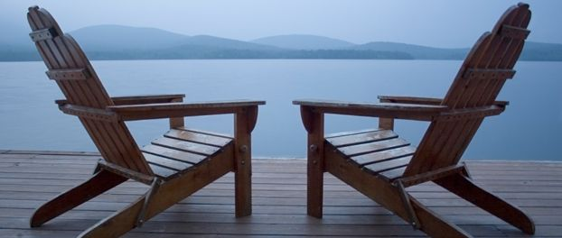 adirondack chairs in lake george ny two chairs pinterest